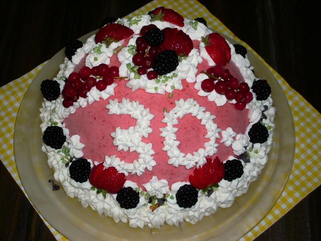 Zum 30. Geburtstag